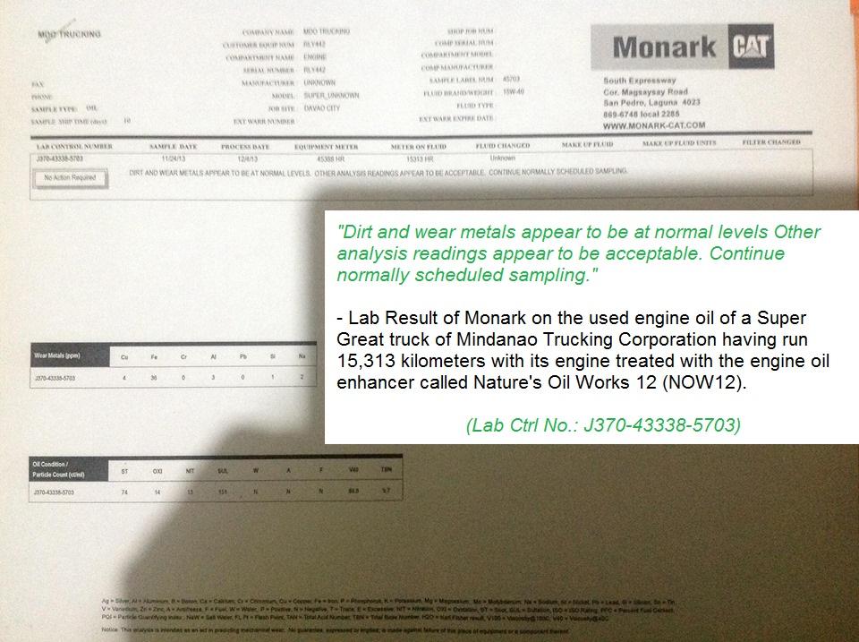 MTC Lab Test - Passed!