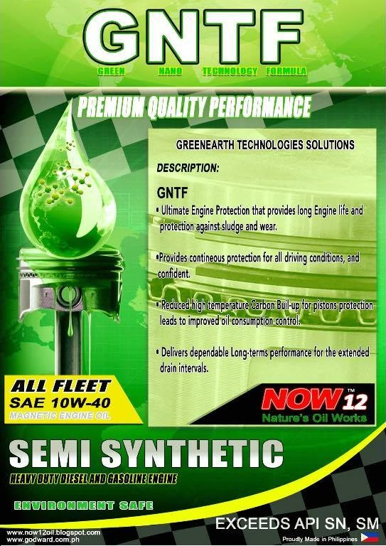 Green Nano Technology Formula